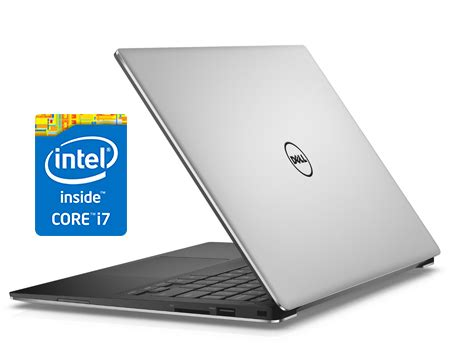 dell xps 13 laptop intel core i7 7500u, 13.3 inch qhd