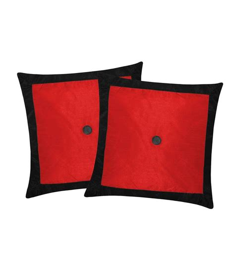 Cushion Cover 40x40 Cm almighty applied border black cushion cover 2 pcs set 40x40 cm buy at best price