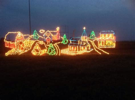 lights of the delta blytheville ar 12 light displays in arkansas that you to