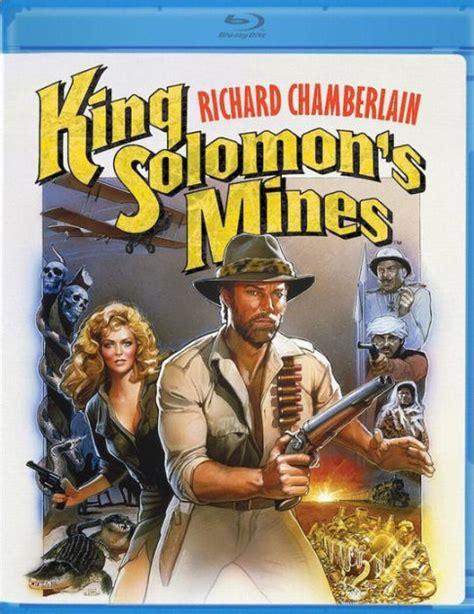 king solomons mines b00mmhhb1k king solomon s mines by j lee thompson j lee thompson richard chamberlain sharon stone