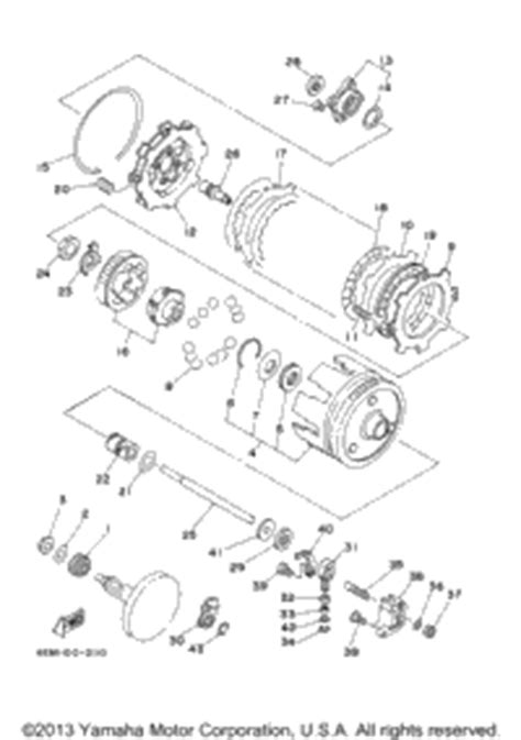 yamaha raptor 80 wiring diagram yamaha free engine image