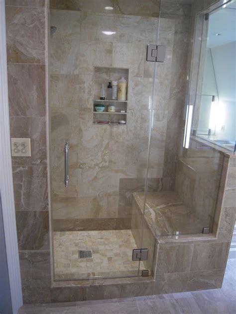 bathroom glass tile mosaics marble tile northern