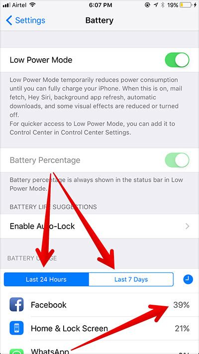 resetting battery usage iphone how to improve ios 11 battery life on iphone and ipad