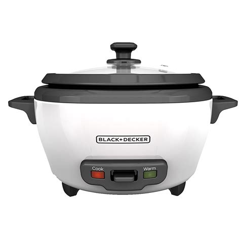 Rice Cooker Black Decker black decker rc506 6 cup cooked 3 cup uncooked rice cooker