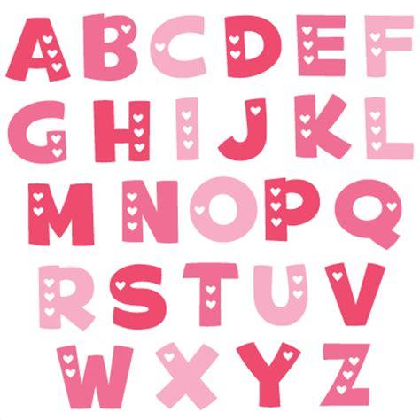 valentines free printable alphabet letters valentine alphabet svg cut files valentine alphabet svg