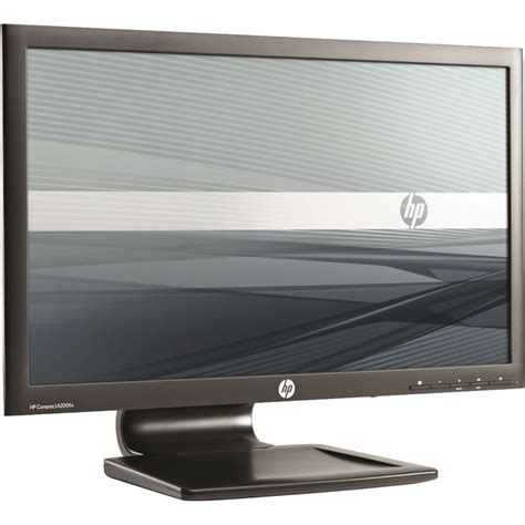 Lcd Hp hp la2006x 20 quot led backlit lcd monitor xn374a8 aba b h