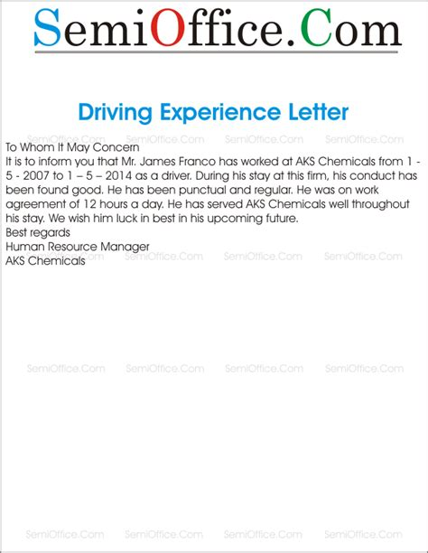 Letter Of Attestation For Drivers Format For Certification Letter Ideas Sle Letter Requesting Transfer Certificate Cover