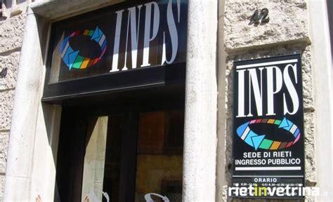 sede provinciale inps roma proroga contributi inps per artigiani commercianti e