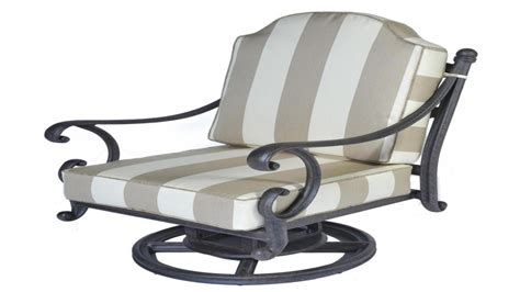 patio furniture rockers swivel rocker patio chairs sling