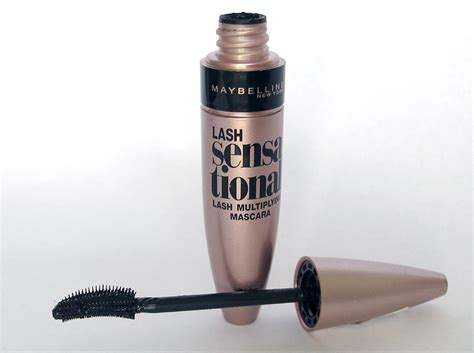 Ori Maybelline Mascara review mascara maybelline lash sensational