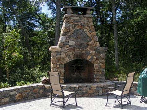 Outdoor Stone Fireplace Design Outdoor Stone Fireplace Outdoor Patio Fireplace Designs