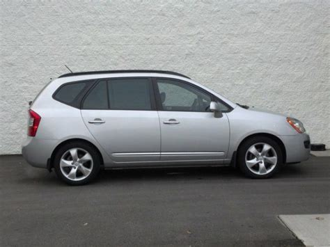 2008 Kia Rondo Ex 2008 Kia Rondo Ex V6 Luxury 4dr Station Wagon Maple