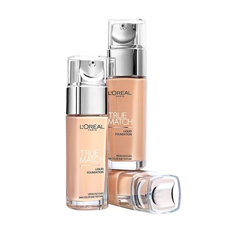 Harga Loreal Foundation jual l oreal true match g1 gold ivory liquid