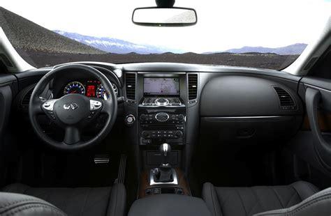 infiniti fx50 interior infiniti fx37 fx30d fx50 australian prices announced