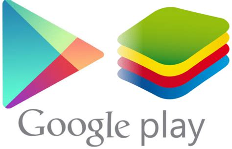bluestacks google play google play logo and bluestacks bluestacks download