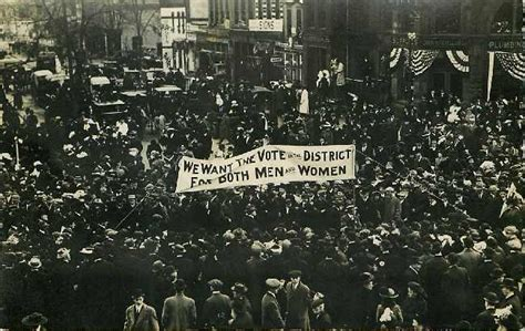suffragists in washington dc the 1913 parade and the fight for the vote american heritage books suffragette