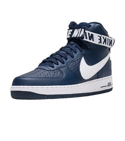 Nike Sneakers High Navy nike air one high 07 sneaker navy 315121 414