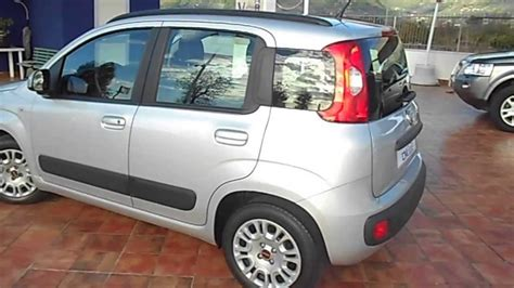 Fiat Panda Puts Osama Out Of Work by Fiat New Panda 1 2 8v Lounge 69cv Anno 2012 Usata