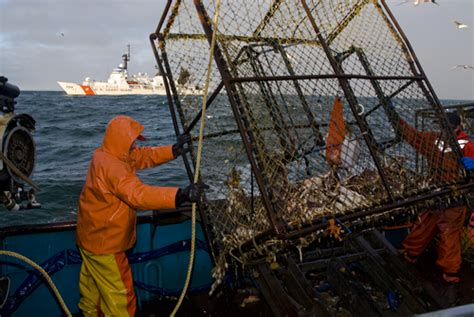 coast guard prepares for king crab season 171 coast guard compass