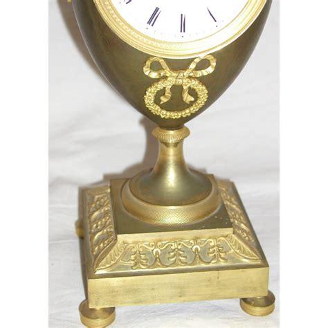 Pendule De Cheminee by Pendule De Chemin 233 E Directoire Sur Moinat Sa Antiquit 233 S