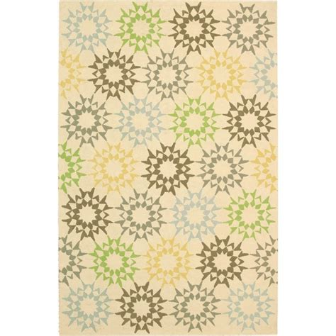safavieh martha stewart 4 handmade cotton rug in