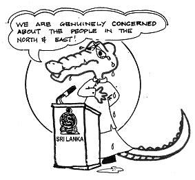Detox Treatment In Sri Lanka by A Cartoonist Of His Times Ilankai Tamil Sangam