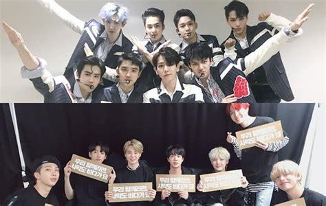 exo yang paling ganteng ada exo bts cs siapa paling ganteng di red carpet gayo
