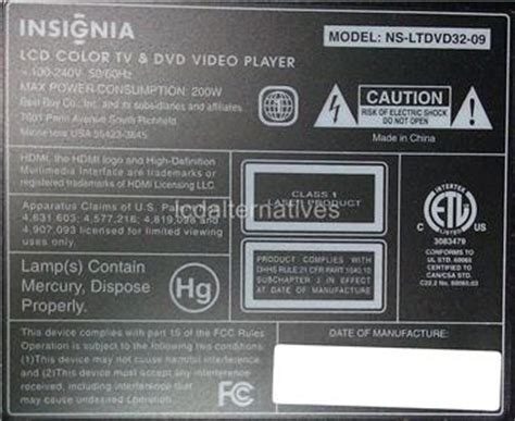 insignia tv capacitors insignia ns ltdvd32 09 lcd tv repair kit capacitors only not the entire board ebay