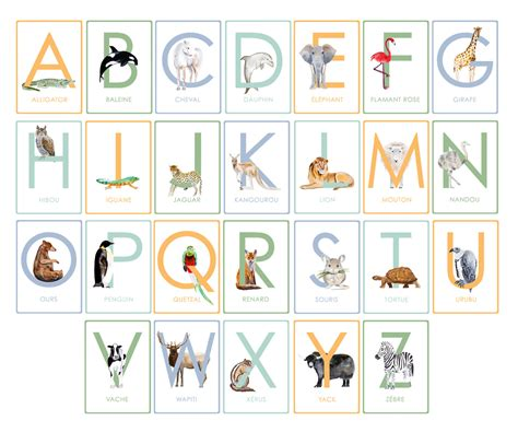 printable french alphabet flash cards french alphabet children s wall cards printable pdf