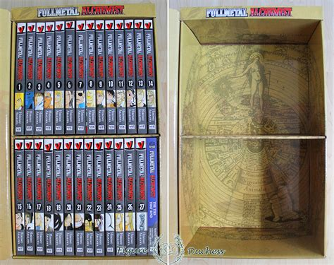 fullmetal alchemist box set record review fullmetal alchemist box the