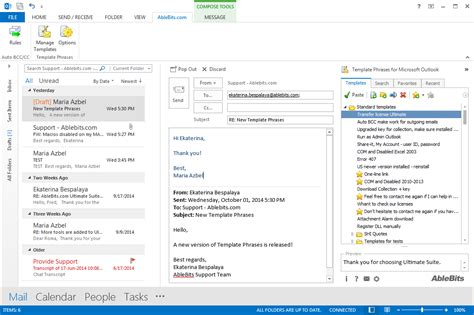 use email template outlook 2013 hondaarti net