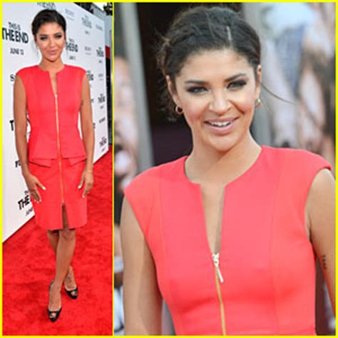 jessica szohr news photos and videos just jared jessica szohr this is the end premiere pretty jessica