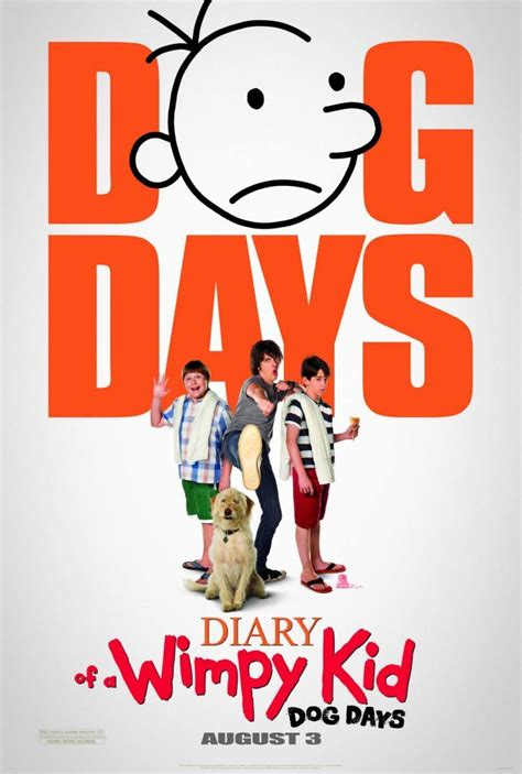 diary of a wimpy diary of a wimpy kid dog days 2012 filmaffinity