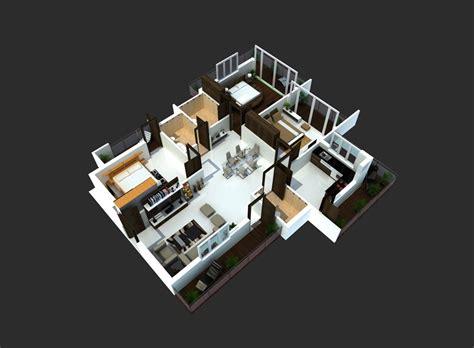 25 more 3 bedroom 3d floor plans 25 more 3 bedroom 3d floor plans architecture design