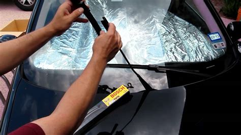 how to replace windshield wipers on your car easy youtube how to change replace windshield wiper blades for volkswagon jetta car and other youtube