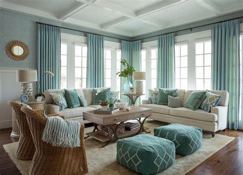 coastal living schlafzimmer ideen turquoise coastal living room design wohnzimmer