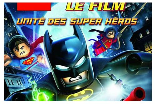 télécharger le film lego batman 2 sous indoor