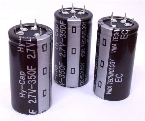 supercapacitor lifetime supercapacitor ultracapacitor edlc from vina tech co ltd korea