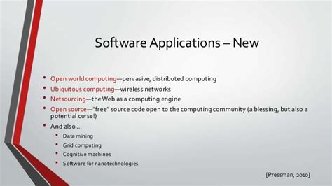pattern recognition software open source lecture 01 introduction to software engineering