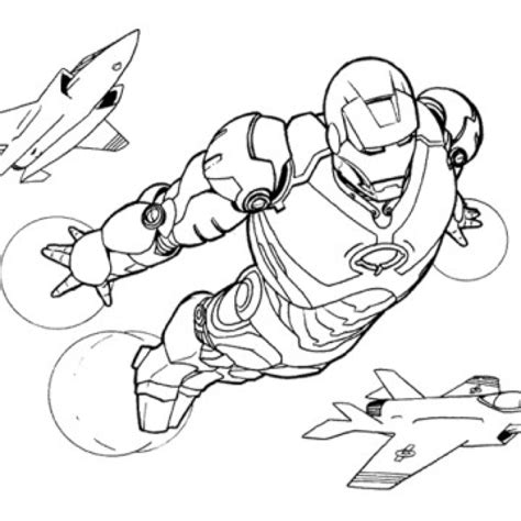 easy iron man coloring page get this printable ironman coloring pages online 51321