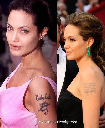 angelina jolie wrist tattoo loveweddingsng billy bob1