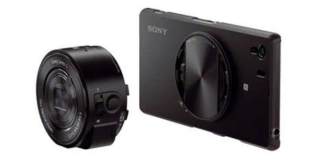 Lensa Sony For Smartphone qx10 dan qx 100 lensa kamera unik sony untuk smartphone anda dailysocial