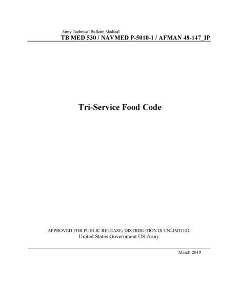 Pdf Download Army Technical Bulletin Medical Tb Med 530
