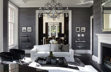 Interior Design Black And White Living Room - 15 grey living room ideas grey lounge colour schemes
