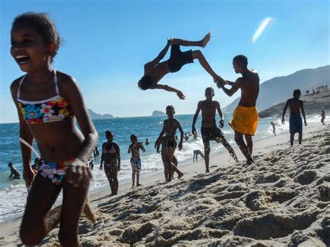 rio de janeiro látnivalók nella favela di rio il fotoreportage 232 dei bambini