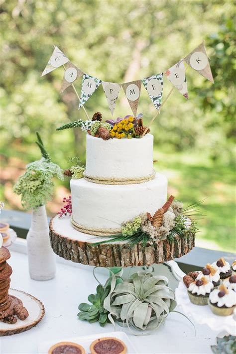 Trending Now: Rustic Camping Themed Baby Shower   Baby Aspen Blog