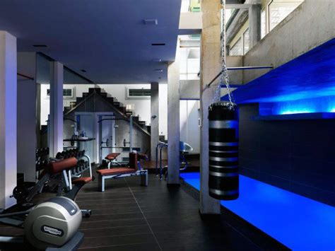 home workout studio design 40 personal home gym design ideas for men workout rooms
