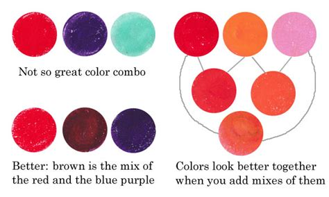 what colors do you mix to make blue how to mix colors basic advice on mixing colors