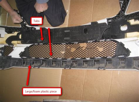 Mounting Transmisi Mercy W204 W211 W212 mercedes c class w204 how to repair lower grill mesh mbworld