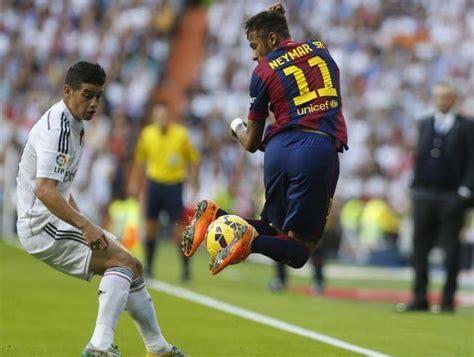 imagenes de jugadores wallpaper neymar y su jugada maradoniana contra el real madrid